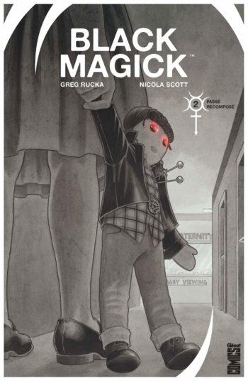 review Tome 2 Black Magick Glénat Comics