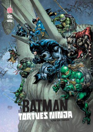 batman tortues ninja tome 2 urban comics