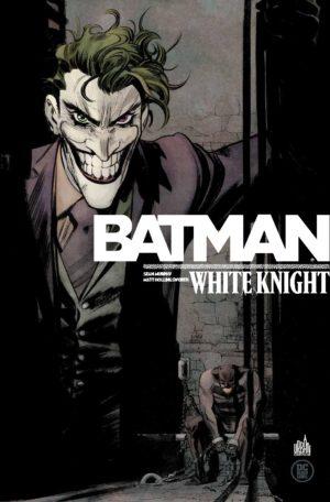 review Batman White Knight Urban Comics