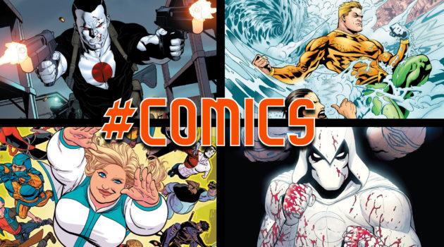 #COMICS par Chris de ComiXrayS épisode 1