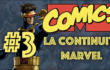 La Continuité Marvel dans Back To Events 3 cyclope