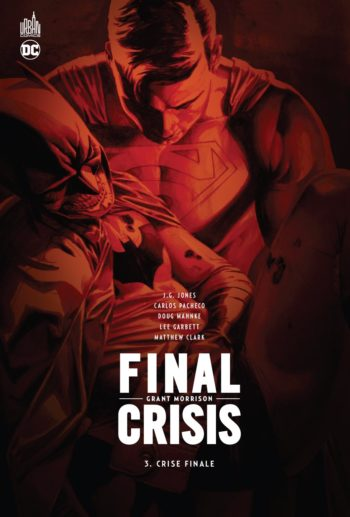 review final crisis tome 3 urban comics
