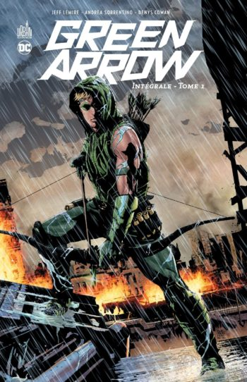 review Green Arrow intégrale 1 urban comics