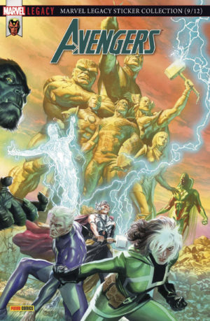 Marvel Legacy Avengers Tome 3 Panini Comics