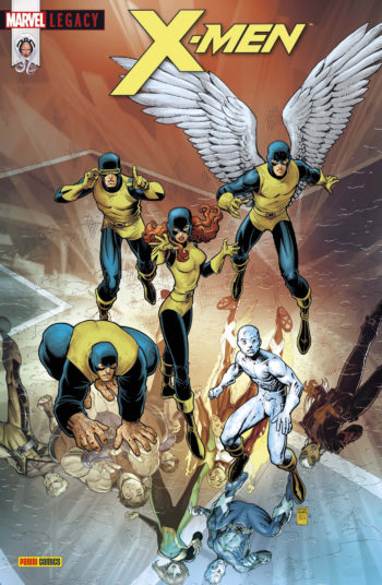 Marvel Legacy X-Men Tome 4 Panini Comics