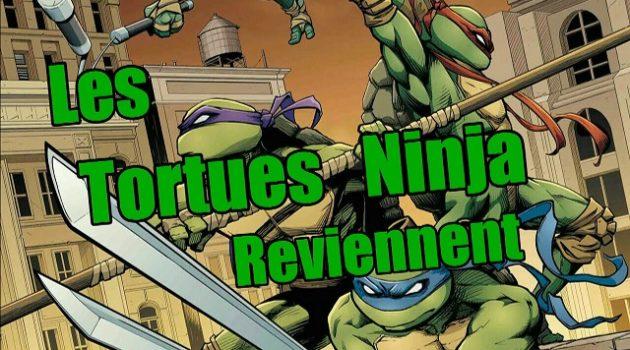 Les Tortues ninja Hi comics