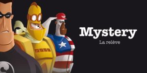 Mystery tome 2