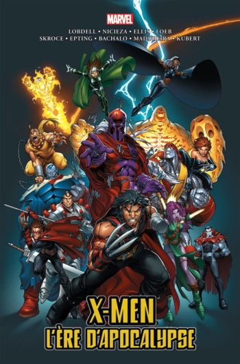 review apocalypse panini comics