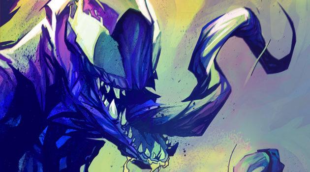Venom par Nikho pour Panini Comics et Comic Con Paris