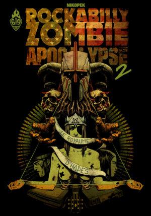 rockabilly zombie apocalypse tome 2 ankama