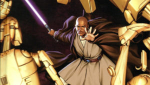 Panini Comics Star Wars Mace Windu