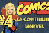 events marvel comics la continuité