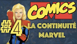 Continuité Moderne de Marvel Comics avec Back To Events #4