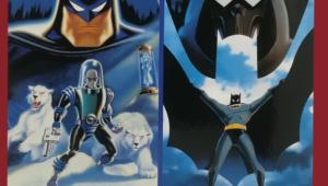 Batman-et-Mr-Freeze Sub Zero