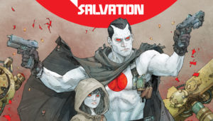 Bloodshot Salvation tome 1