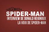 Interview Donald Reignoux