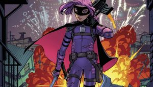 Hit-Girl en Colombie