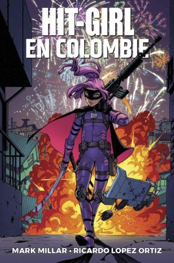 Hit-Girl en Colombie