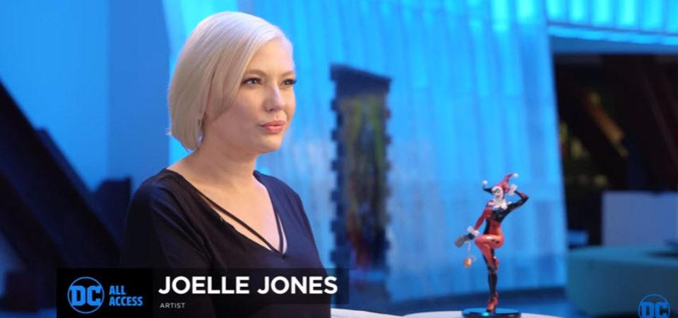 Joelle Jones DC All Access