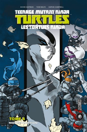 review hi comics tortues ninja tome 4