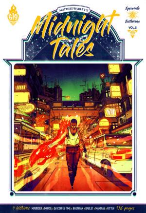 midgnight tales tome 2 ankama label 619