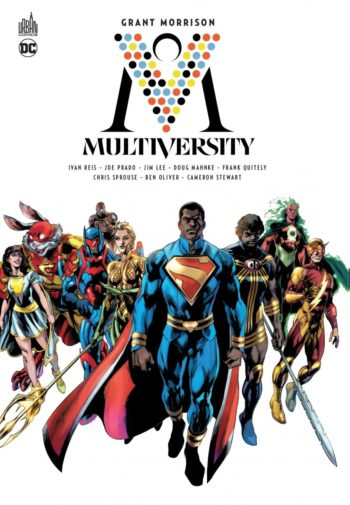 review multiversity urban comics