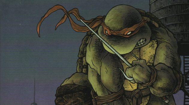 tortues ninja micro série raphael hi comics