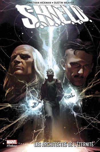 review S.H.I.E.L.D. panini comics hickman
