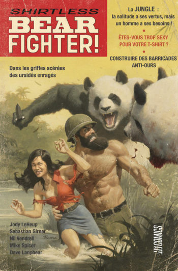 review shirtless bear-fighter hi comics