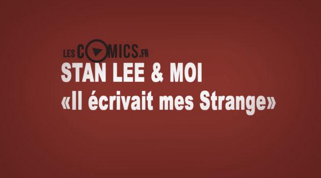 Stan Lee et Moi par Matt