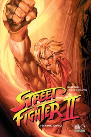 street fighter 2 tome 3