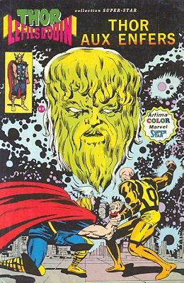 Thor Aux Enfers