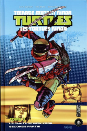 hi comics review tortues ninja tome 3