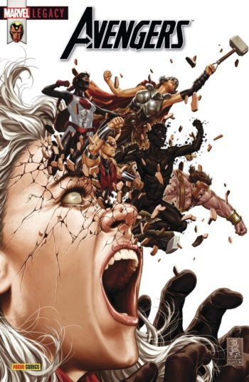 Marvel Legacy Avengers Tome 6 Panini Comics
