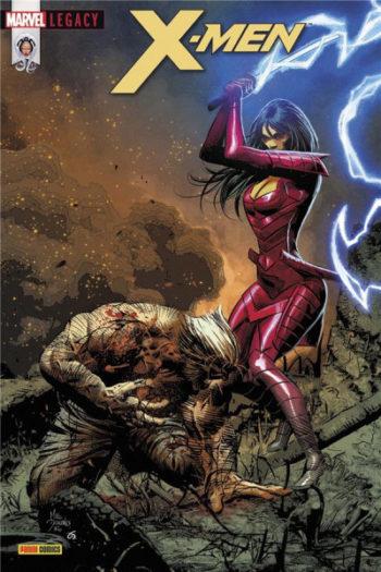 Marvel Legacy X-Men Tome 6 Panini Comics