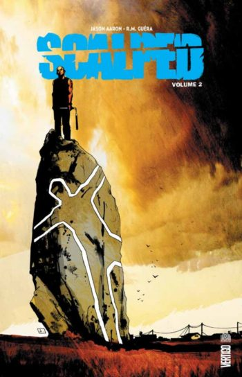 review scalped intégrale 2 urban comics
