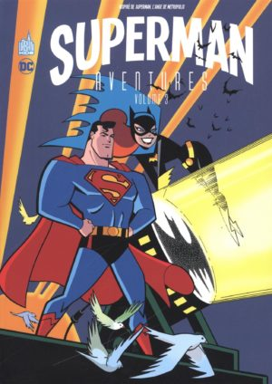 Superman Aventures tome 3 urban comics