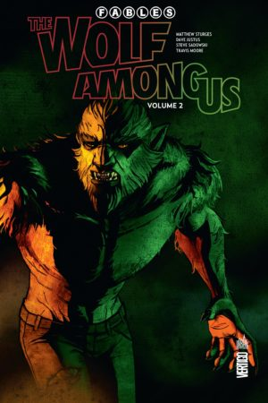 urban comics wolf among us tome 2 cover