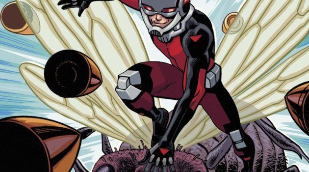 Ant-Man Travail de fourmi Panini Comics