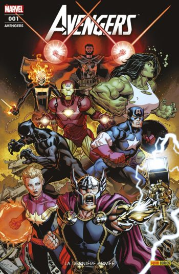 Avengers Tome 1 (Fresh Start) Panini Comics