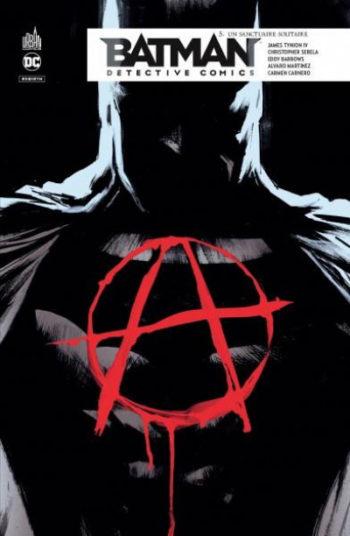 review urban comics Batman Detective Comics Tome 5