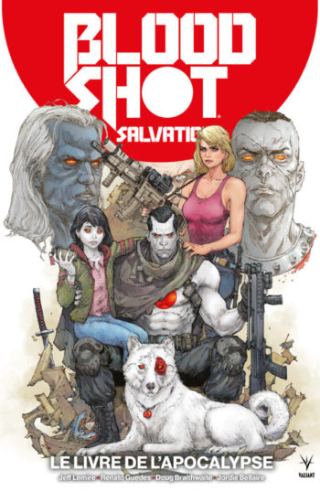 review bliss comics bloodshot salvation tome 2