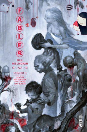 fables integrale tome 4 urban comics