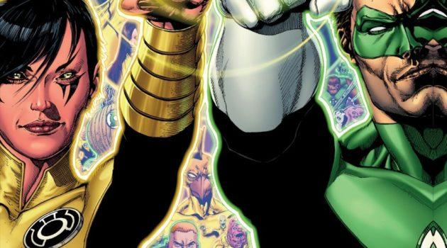 Green Lantern Rebirth Tome 4 Urban Comics