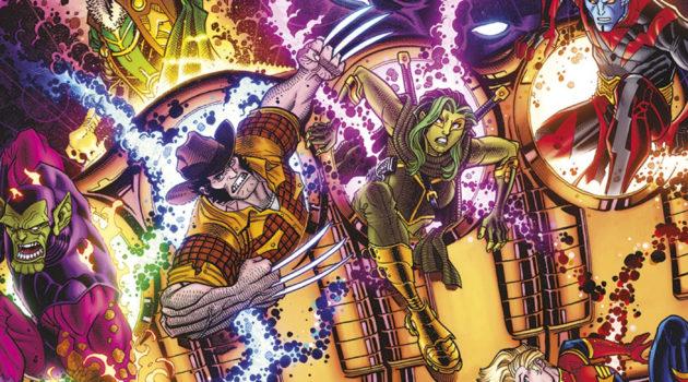 Infinity Wars Tome 1 Panini Comics