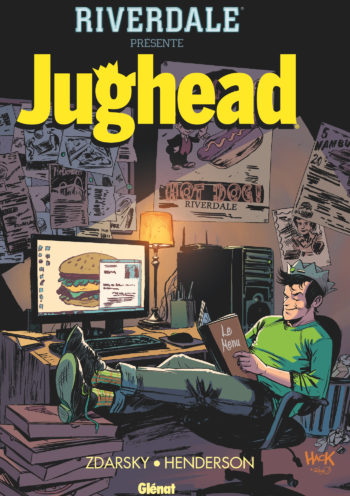 Jughead archie comics glenat
