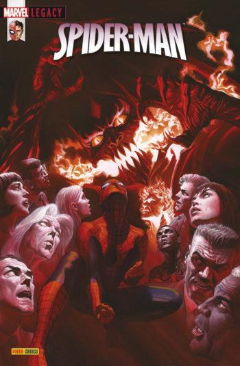 Marvel Legacy Spider-Man Tome 7 Panini Comics