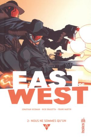 East of west tome 2 urban comics review