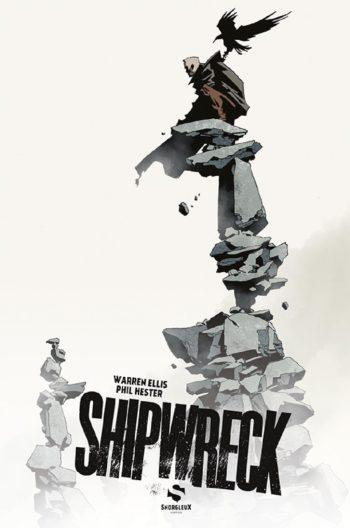 Shipwreck Snorgleux Comics