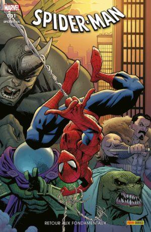 Spider-Man Tome 1 (Fresh Start) Panini Comics